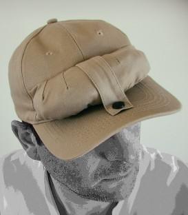 Bug Cap (Beige)