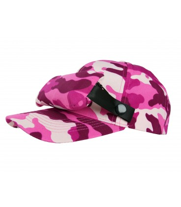 Bug cap CAMO Pink (new look)
