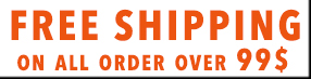 Free shipping on all order over 99$